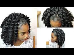 crochet braids kids kids crochet braids with jumpy wand curl twist xtrend hair