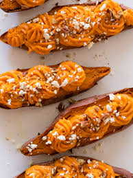 sweet potatoes thanksgiving our thanksgiving recipes spoon fork bacon