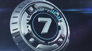 Futuristic Clock by Futuristic 3d Countdown Video Youtube