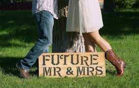 engagement photo props wedding republic http weddingrepublic make your