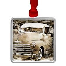 chevy truck ornaments keepsake ornaments zazzle