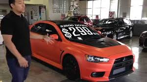 mitsubishi custom cars custom painted evo x at platinum mitsubishi lancer evolution gsr