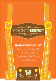 what date is thanksgiving in canada the brewer u0027s backyard a family friendly beer festival at the