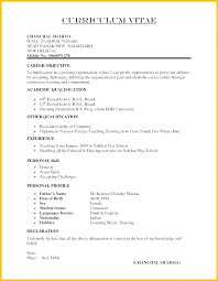 basic resume format for engineering students student resume format vsdev info