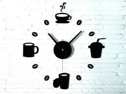 pendule moderne cuisine pendule de cuisine originale horloge moderne cuisine horloge tout au