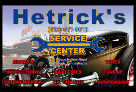 pittsburgh auto repair near me customer reviews hetrick u0027s