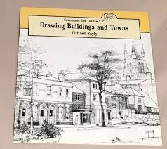drawing buildings and towns understand how to draw amazon co uk