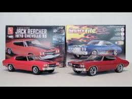1970 Chevelle Interior Kit Review Comparison 1970 Chevelle Ss 454 Kits From Amt U0026 Revell