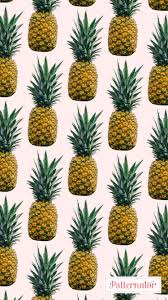 wallpaper pineapple aesthetic wallpapers pinterest
