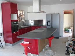 meuble central cuisine charmant ilot central cuisine et uncategorized luxe
