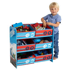 worlds apart thomas tank engine 6 bin storage cheeki monkey