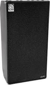 ampeg heritage svt 810e bass cabinet 2x400 watts 8x10