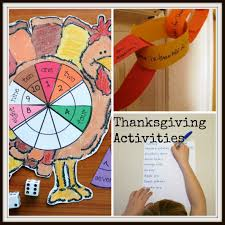 educational thanksgiving activities for saving mamasita