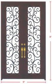 11 best security doors images on lowes steel security