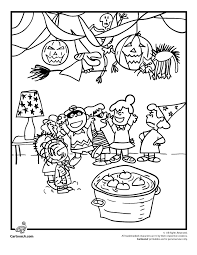 28 charlie brown halloween coloring pages printable halloween