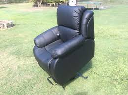 Disability Armchairs Brand New Electric Lift Recliner Disability Chair Black Maverick