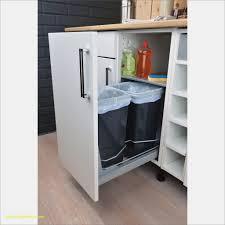 poubelle pour meuble de cuisine poubelle cuisine intégrée nouveau rangement coulissant 2 poubelles