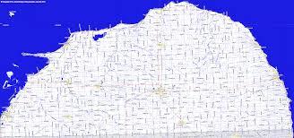 Mi Map Bridgehunter Com Huron County Michigan