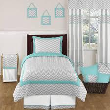 Cool Duvet Covers For Teenagers Bedding Cool Canal Blue White Delight Designer Dorm Bedding Set