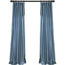 Single Curtains Window Michaela Solid Pinch Pleat Single Curtain Panel Reviews Liked