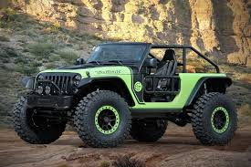 jeep rubicon 2017 2017 jeep wrangler trailcat concept hiconsumption