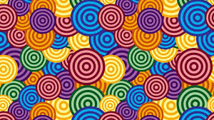 adobe illustrator random pattern photoshop for lunch overlapping and random circles patterns