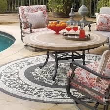 Medallion Outdoor Rug 10 Best Hanamint Outdoor Patio Furniture Images On Pinterest End