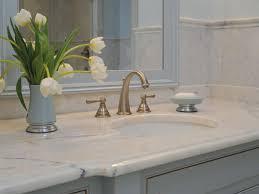 how to redo a bathroom sink bathroom remodel splurge vs save hgtv