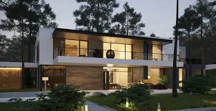Two Story Home Designs Modern Home Exteriors With Stunning Outdoor Spaces