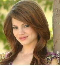 what style hair does rebecca herbst 19 best rebecca herbst images on pinterest general hospital