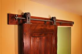 Sliding Door Wood Double Hardware by Interior Barn Door Hardware With Charming Standard Flat Track