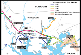 Wrentham Outlets Map Onset Wareham