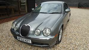used jaguar s type 2 5 v6 auto 4 doors saloon for sale in