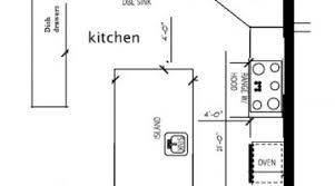 kitchen floor plans with island smart floor plans dimensions small ideas kitchen layouts with