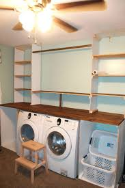 Laundry Room Shelving by 77 Best Laundry Room Plans Images On Pinterest Basement Ideas