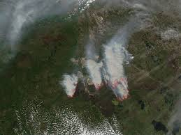 Wildfire Air Pollution Map by Fort Mcmurray Fires Cause Air Quality Issues Nasa
