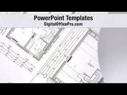 how to create a floor plan in powerpoint house plan powerpoint template backgrounds digitalofficepro