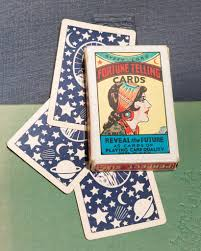 lore fortune telling cards 1920s jinxed