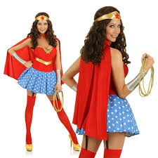 halloween costumes wonder woman buy 2pc super hero wonder woman halloween costume in cheap