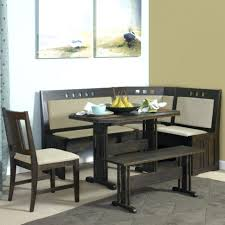 l shaped dining table revolutionary l shaped dining table chair bench type set corner
