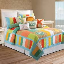 Beachy Comforters Beach Bedding Over 300 Comforters U0026 Quilts In Beachy Themes