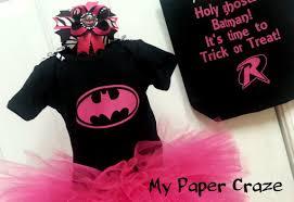 bring it on halloween costume diy batgirl halloween costume onesie my paper craze