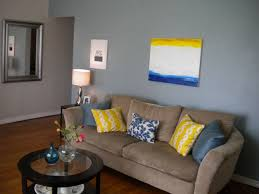 living room mirror wall with large square silver black paint color