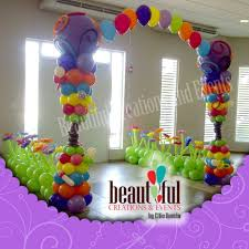 Columns For Party Decorations 196 Best Balloon Art Images On Pinterest Balloon Decorations