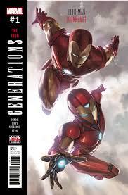 Iron Man Jul171006 Generations Iron Man U0026 Ironheart 1 Previews World