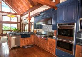 rustic kitchen cabinets everything log homes