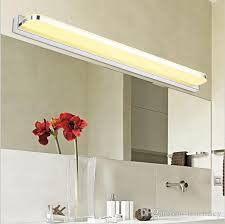wholesale wall lamps at 19 0 get led bathroom mirror light anti
