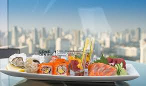 cuisine lounge ร ป octave rooftop lounge and bar marriott hotel sukhumvit