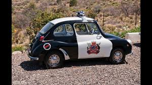 subaru 360 subaru 360 police car motor1 com photos
