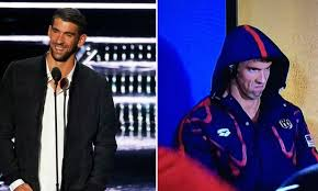 Michael Phelps Meme - michael phelps revealed the song that inspired the phelps face meme